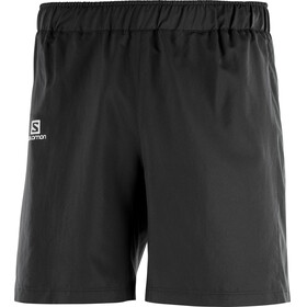 "Salomon Agile - Short running Homme - 7"" noir"